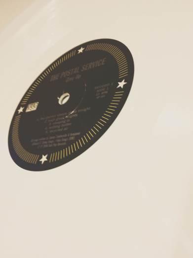 Postal Service White Vinyl