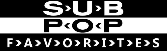 Sub Pop Top Albums